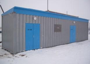 КТП контейнерного типа