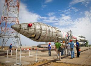 Республиканский центр космической связи KAZSAT-